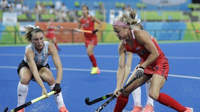 Las Leonas perdieron en su debut en Río 2016