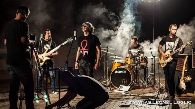 Acólitos Anónimos presentó Pulpo, su nuevo álbum
