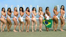 #rio2016: estas son las candidatas a miss bum bum