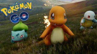 Juego virtual. El Pokémon Go ya está en la vía pública.