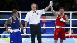 El argentino Palmetta quedó eliminado en la primera ronda de Río 2016