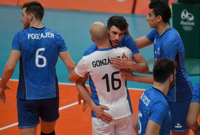 Voley: La selección de Velasco le ganó a Irán