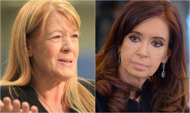 Cristina y Stolbizer tendrán hoy una audiencia de mediación