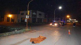 Un joven de 25 años murió atropellado a la salida de un boliche