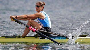Lucía Palermo a cuartos de finales en Río