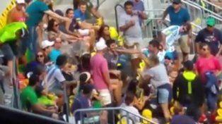 Piñas van, piñas vienen en Río 2016