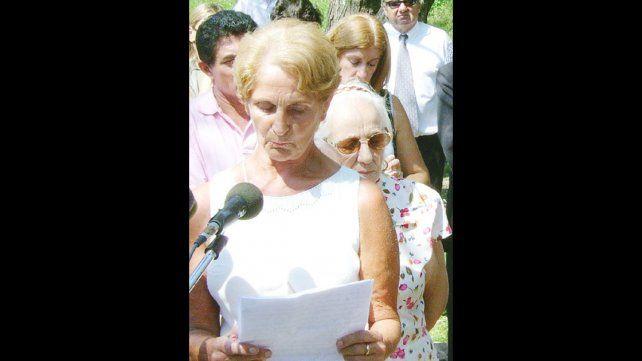 Una calle de Paraná llevará el nombre de Carmen Salvay de Germano
