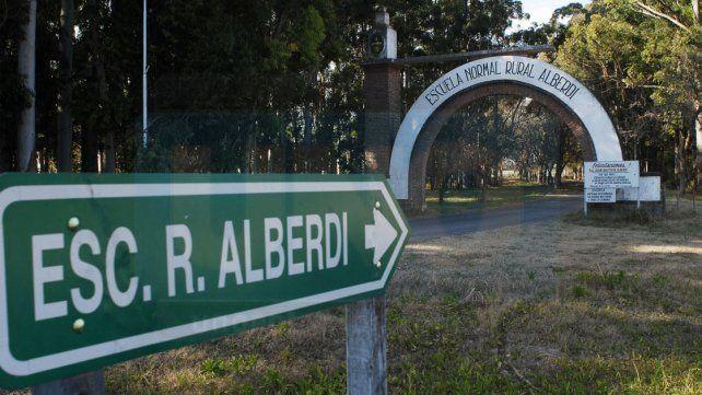 Afirman que es insostenible la situación en la escuela Alberdi