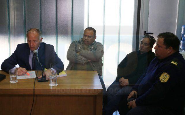 Los policías condenados por torturar fueron defendidos por Marcos Rodríguez Allende.