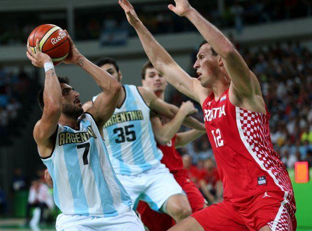 Argentina superó a Croacia y consiguió su segundo triunfo olímpico