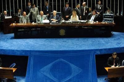 El Senado de Brasil procesa a Dilma Rousseff y la pone al borde de la destitución