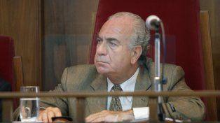 Vocal del Superior Tribunal de Justicia (STJ) Carlos Chiara Díaz.