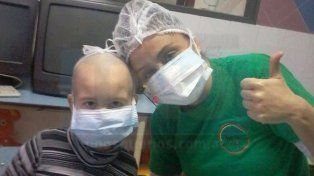 Festejo. Pacientes oncológicos celebrarán el Día del Niño.