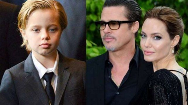 ¿Transgénero? Hija de Brad Pitt y Angelina Jolie levanta polémica