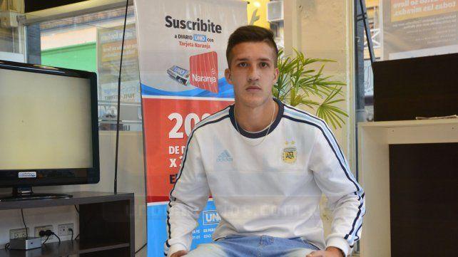El árbitro Alexis Goró fue agredido en Paraná Campaña