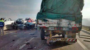 La autovía 14 se cobró una nueva víctima fatal