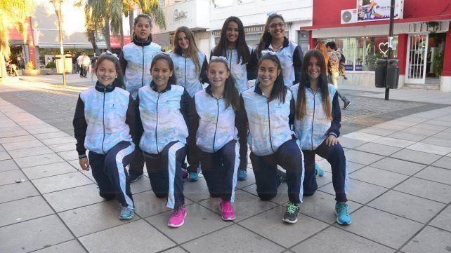 Las chicas estuvieron en Diario UNO tras su regreso de Lima y en donde obtuvieron un gran resultado.
