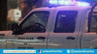 Policía de Crespo identificó a un hombre que seguía a una menor