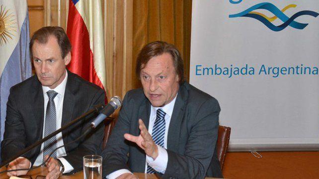 Varisco anticipó en Chile la idea de concretar un polo tecnológico en Paraná