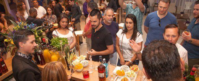 La presentación fue en la Casa Argentina de Río. Foto Turismo de Buenos Aires.