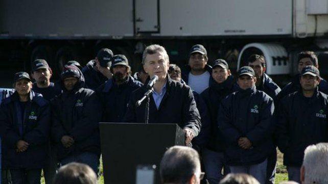 Macri presentó en Mar del Plata el Plan Nacional de Hábitat