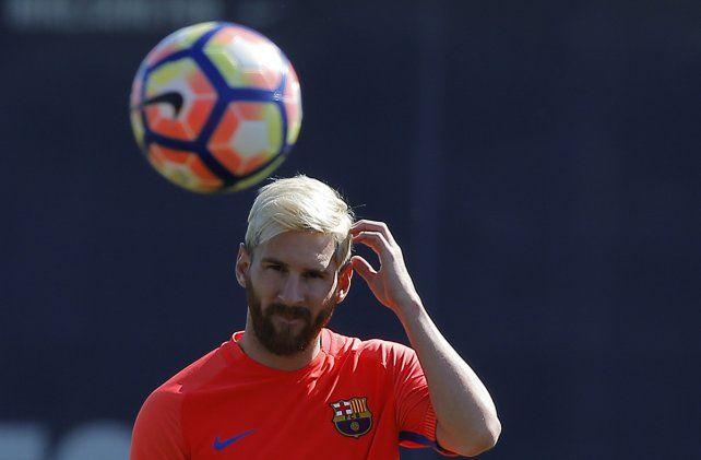 Bauza: La idea es rodear bien a Messi, pero que el equipo no dependa de él