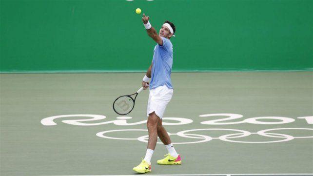 Del Potro derrotó al español Agut y se metió en semifinales de Río