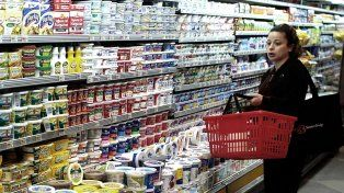 Cada vez más caros. Un porcentaje importante de las subas, están vinculados con los alimentos.