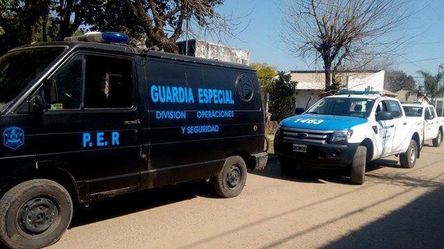Secuestraron 92 plantas de marihuana en Feliciano