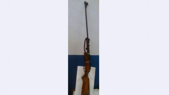 Secuestran armas y cartuchería en Concordia