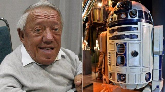 Murió Kenny Baker, el actor que dio vida a Arturito
