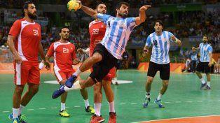 Handball: Los Gladiadores vencieron a Túnez y ahora van por Qatar