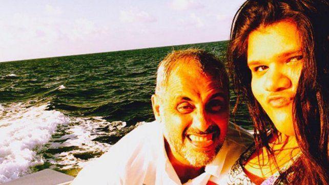 Morena Rial publicó una foto sexy que pondrá nervioso a su papá