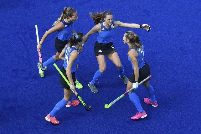 Las Leonas se juegan el pase a las semifinales frente a la poderosa Holanda