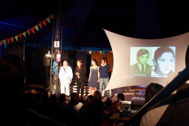 A sala llena abrió la novena muestra de Teatro por la Identidad