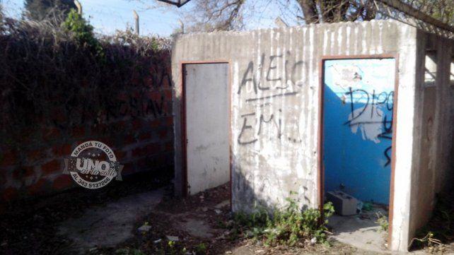 Abandono en el club Palermo