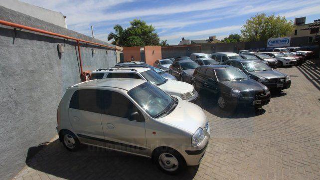 La venta de autos usados subió 11,21% en enero
