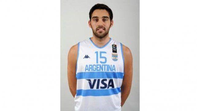 Barroso fue integrante de la selección argentina U19 en el Mundial de Praga.