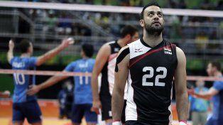La selección de voley venció a Egipto y terminó primera en el grupo