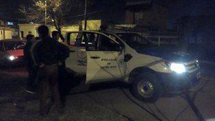 El robo ocurrió en la esquina de Acebal y Ñandubay del barrio San Agustín de Paraná.
