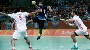 Los Gladiadores no pudieron con Qatar y el sueño olímpico llegó al final