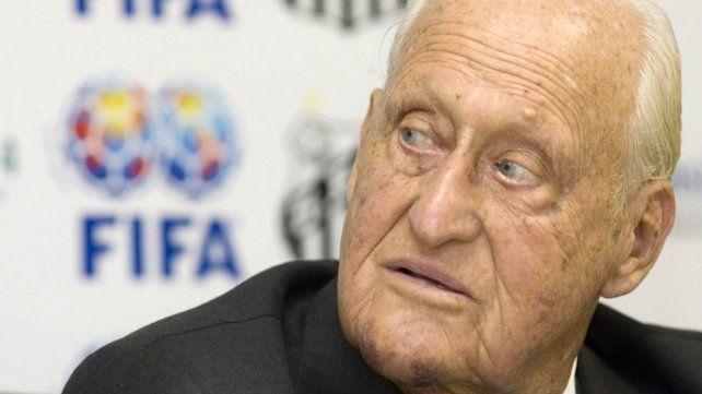 Falleció el expresidente de la FIFA, Joao Havelange