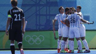 Los Leones golearon a Alemania y son finalistas en Río 2016