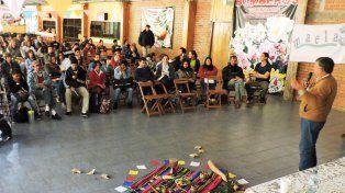 Más de 400 personas participaron del encuentro.