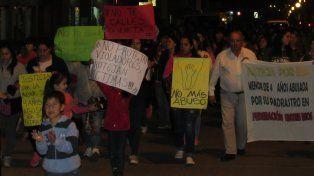 Familia de Federación pide Justicia por el abuso de una nena de 4 años