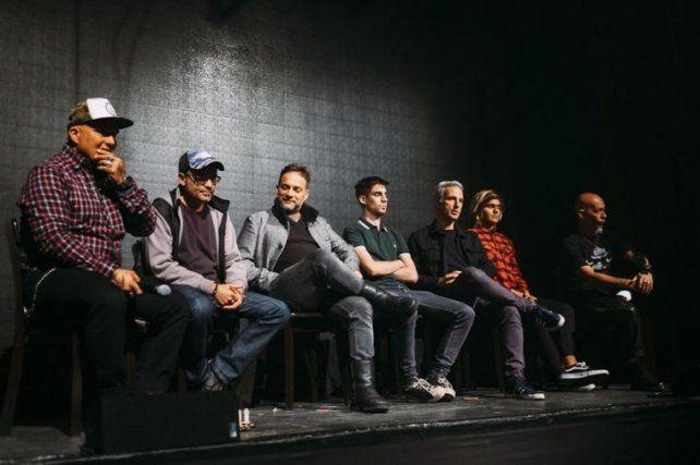 Los Fabulosos Cadillacs, los más nominados a los Grammy Latinos