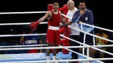 melian perdio en cuartos de final y el boxeo argentino le dijo adios a rio 2016