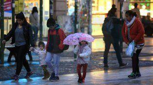 Jornada con probabilidad de lluvias y tormentas fuertes en la provincia