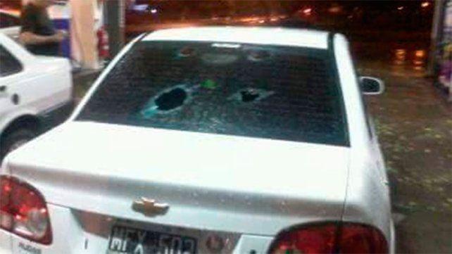 Fuerte temporal azotó a numerosas localidades entrerrianas