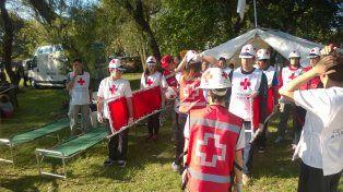 Marcharán en Paraná para apoyar una nueva ley para la Cruz Roja